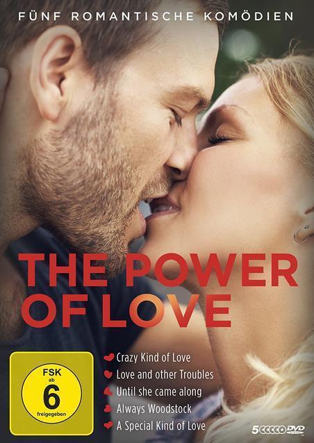 The Power of Love - Fünf romantische Komödien (DVD) für 9,99 Euro