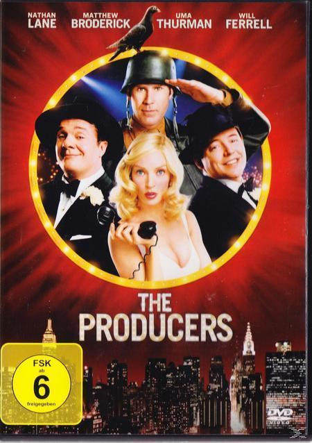 The Producers (DVD) für 9,99 Euro