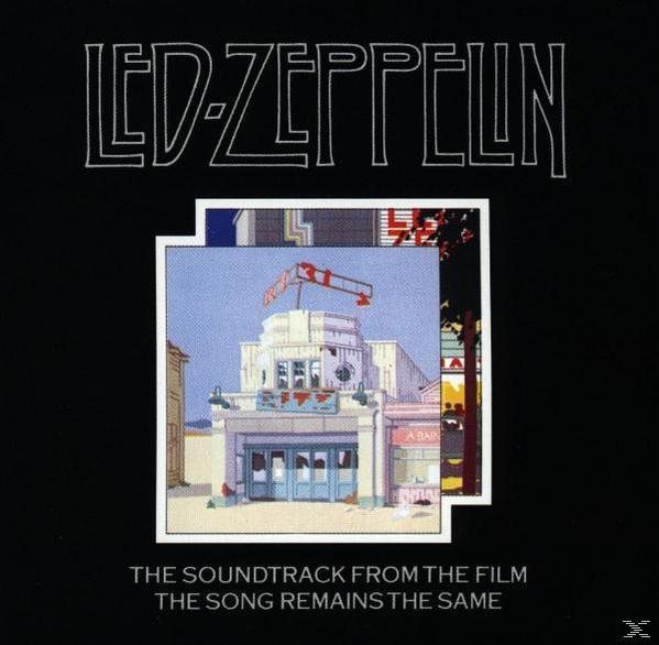 The Song Remains The Same (Led Zeppelin) für 17,99 Euro