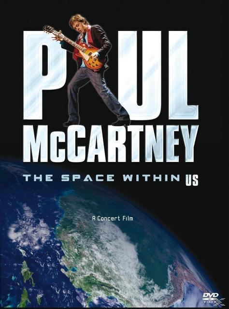 The Space Within Us - Live In The US (Paul McCartney) für 13,00 Euro