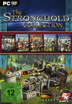The Stronghold Collection (Software Pyramide) (PC) für 10,00 Euro