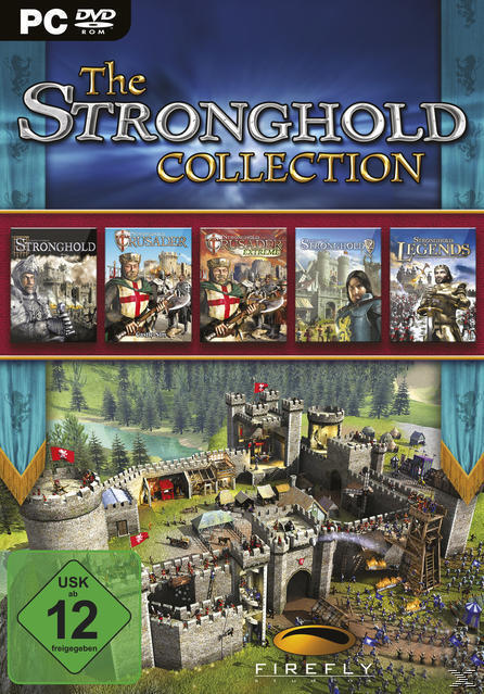 The Stronghold Collection (Software Pyramide) (PC) für 15,00 Euro