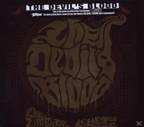The Time Of No Time Evermore (Ltd.Edition) (The Devil's Blood) für 13,99 Euro