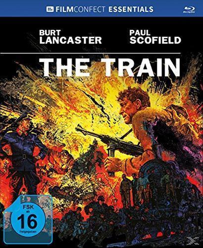 The Train - Der Zug Limited Edition (BLU-RAY) für 18,99 Euro