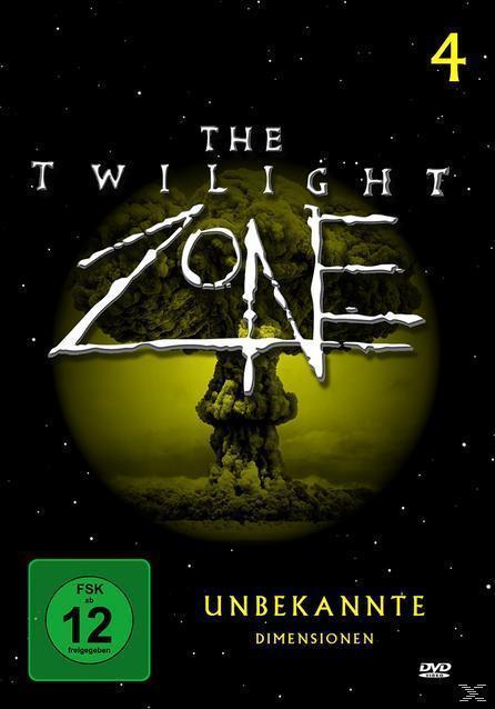 The Twilight Zone - Unbekannte Dimensionen - Teil 4 DVD-Box (DVD) für 29,99 Euro