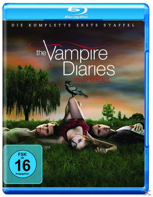 The Vampire Diaries - Die komplette 1. Staffel (BLU-RAY) für 26,99 Euro