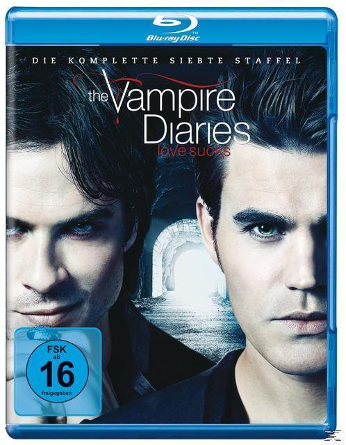The Vampire Diaries - Staffel 7 BLU-RAY Box (BLU-RAY) für 19,99 Euro