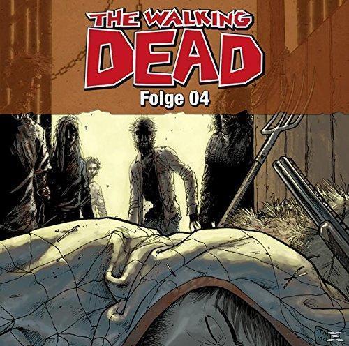 The Walking Dead (4) (CD(s)) für 7,99 Euro