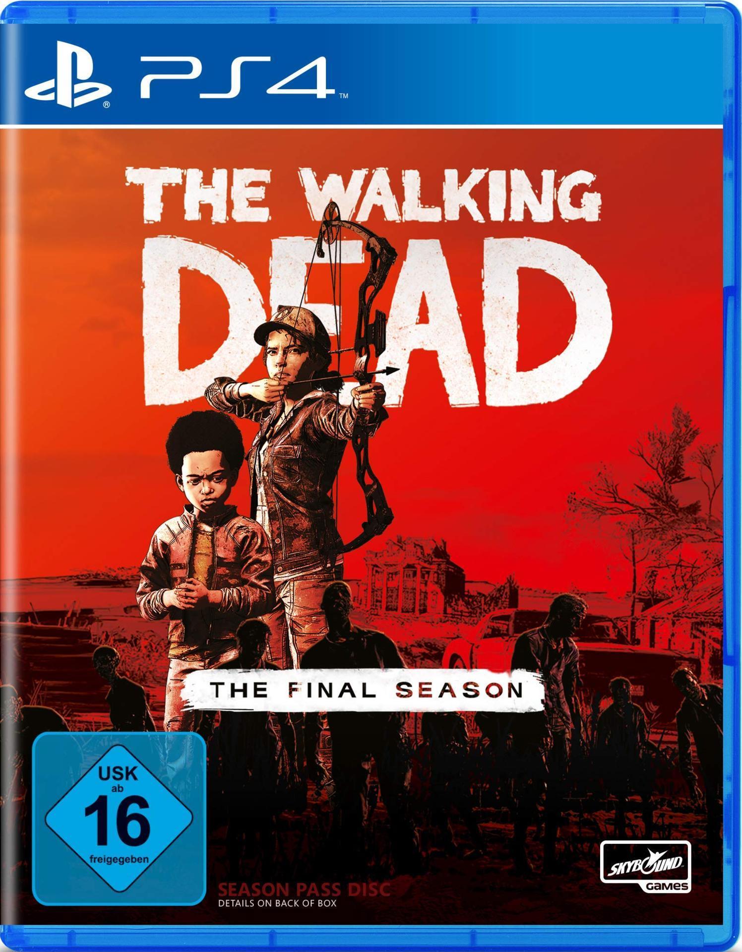 The Walking Dead - The Final Season (PlayStation 4) für 29,99 Euro
