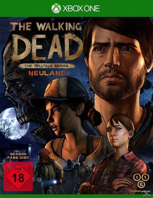 The Walking Dead - The Telltale Series: Neuland (Xbox One) für 33,99 Euro