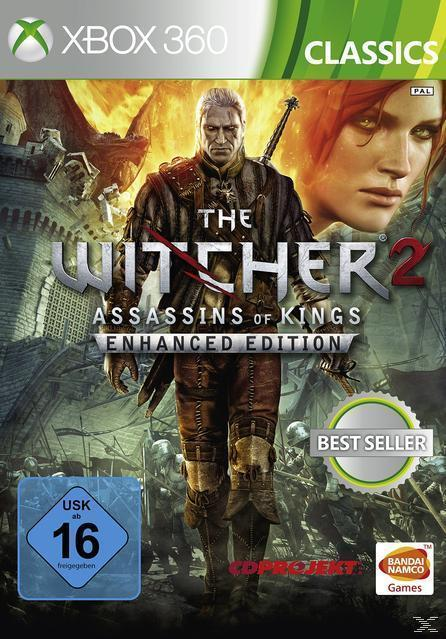 The Witcher 2: Assassins of Kings (Software Pyramide) (XBox 360) für 20,00 Euro