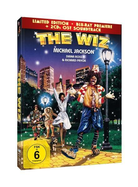 The Wiz BLU-RAY Box (BLU-RAY) für 28,99 Euro