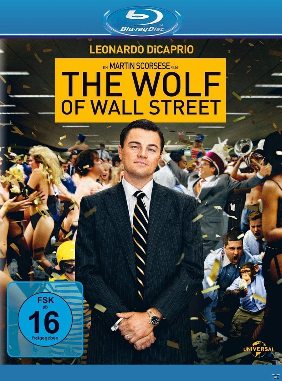 The Wolf of Wall Street (BLU-RAY) für 14,99 Euro