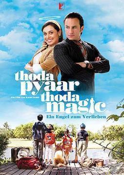 Thoda Pyaar Thoda Magic - Ein Engel zum Verlieben (DVD) für 8,49 Euro