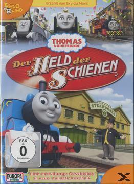 Thomas und seine Freunde - Der Held auf Schienen (DVD) für 9,99 Euro