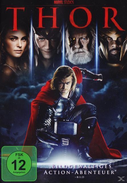 Thor (DVD) für 9,99 Euro