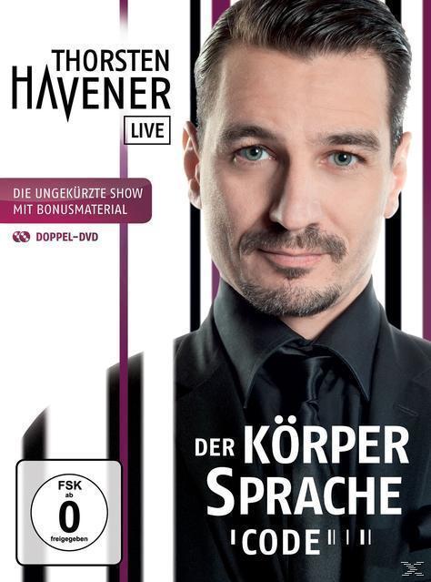 Thorsten Havener - Der Körpersprache Code - 2 Disc DVD (DVD) für 23,49 Euro