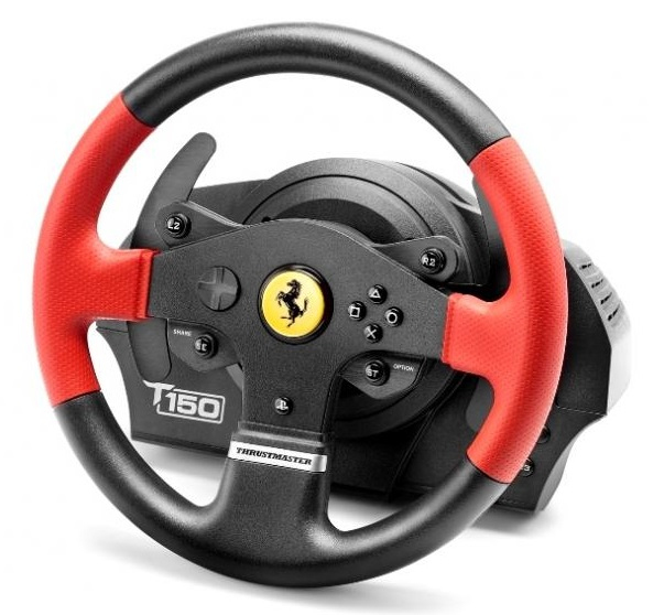 Thrustmaster T150 Ferrari Wheel Force Feedback für 179,00 Euro