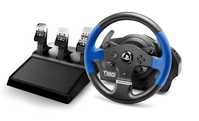 Thrustmaster T150 Pro Racing Wheel Lenkrad + Pedale PC,PlayStation 4,Playstation 3 kabelgebunden für 249,99 Euro