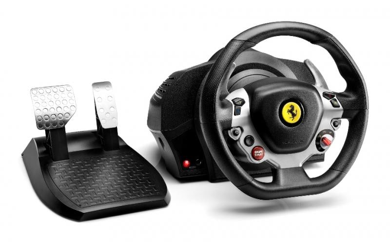 Thrustmaster TX Racing Wheel Ferrari 458 Italia Edition für 349,99 Euro