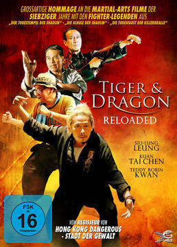 Tiger & Dragon Reloaded (DVD) für 7,79 Euro
