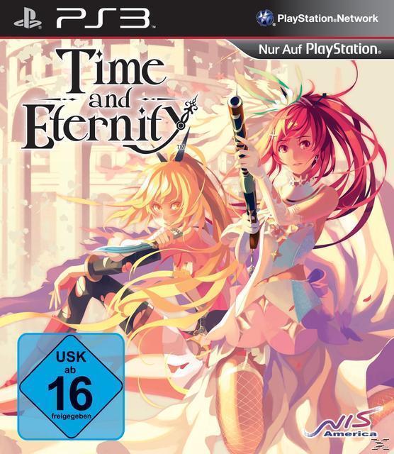 Time & Eternity - Relaunch (Playstation3) für 19,99 Euro