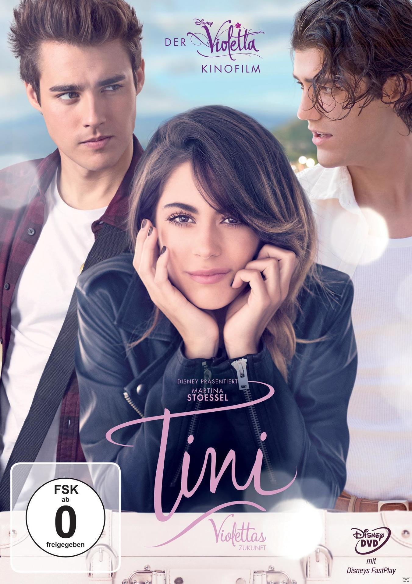 Tini - Violettas Zukunft (DVD) für 13,99 Euro