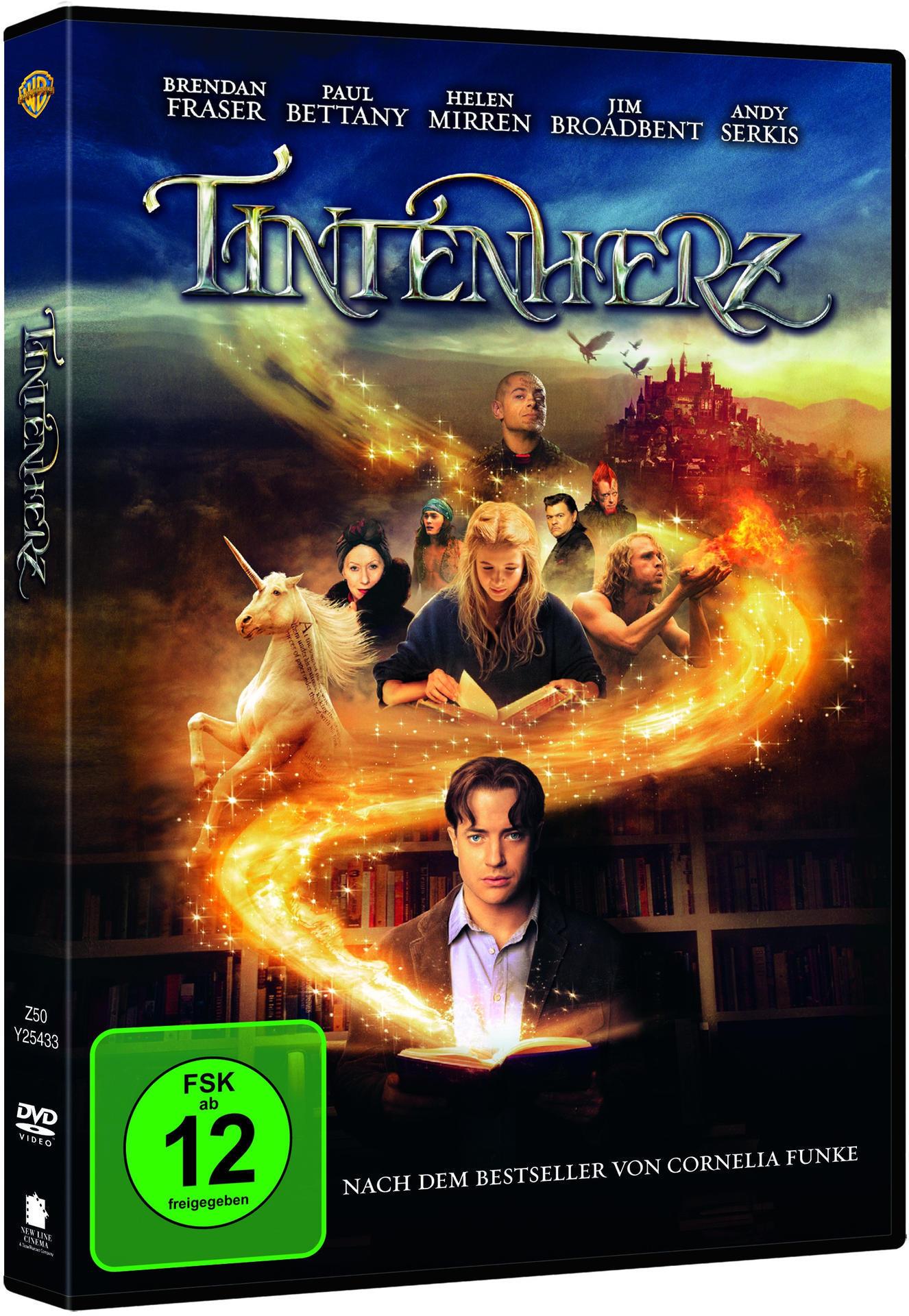 Tintenherz Star Selection (DVD) für 9,99 Euro