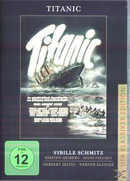 Titanic (DVD) für 9,99 Euro