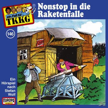 TKKG 146: Nonstop in die Raketenfalle (CD(s)) für 6,99 Euro