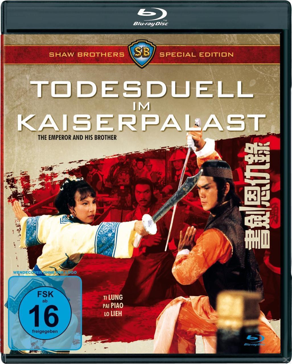 Todesduell im Kaiserpalast Special Edition (BLU-RAY) für 7,99 Euro