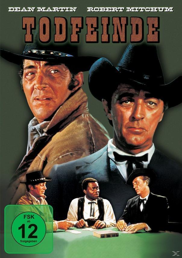 Todfeinde (DVD) für 7,79 Euro