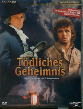 Tödliches Geheimnis (DVD) für 7,99 Euro