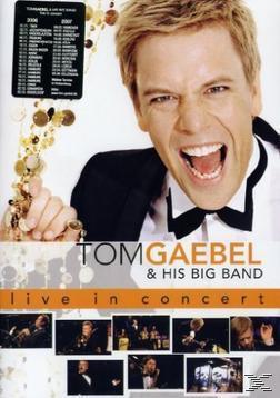 Tom Gaebel & his Big Band - Live In Concert (DVD) für 17,99 Euro