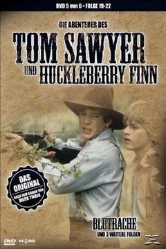 Tom Sawyer & Huckleberry Finn - DVD 5 (DVD) für 13,99 Euro