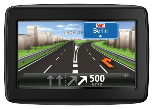 TomTom Start 25 Central Europe Traffic für 111,00 Euro