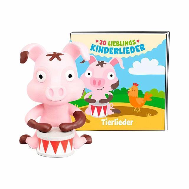 Tonies Hörfigur - 30 Lieblings-Kinderlieder - Tierlieder (Tonies) für 14,61 Euro