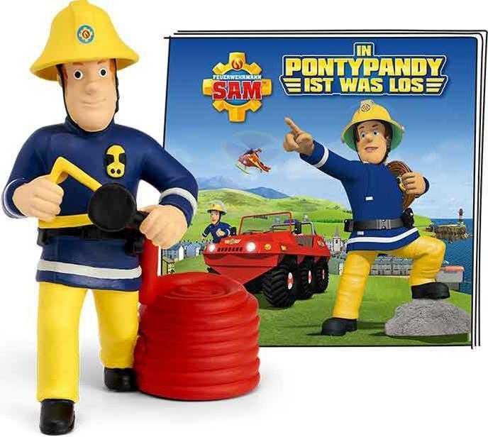 Tonies Hörfigur - Feuerwehrmann Sam - In Pontypandy ist was los (Tonies) für 14,99 Euro