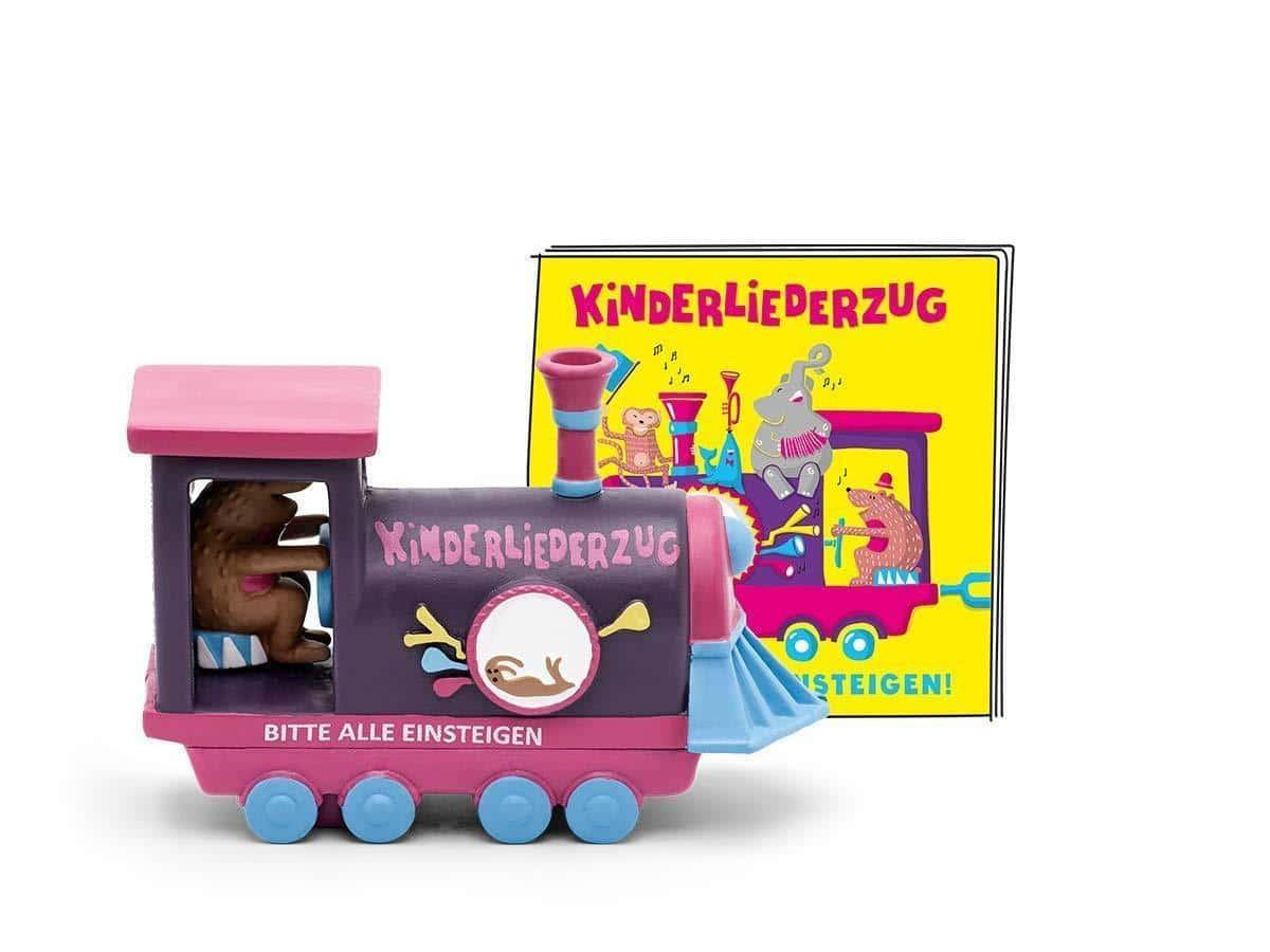 Tonies Hörfigur - Kinderliedzug - Bitte alle einsteigen! (Tonies) für 14,61 Euro