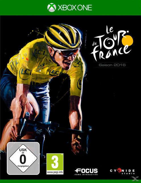 Tour de France 2016 (Xbox One) für 19,99 Euro