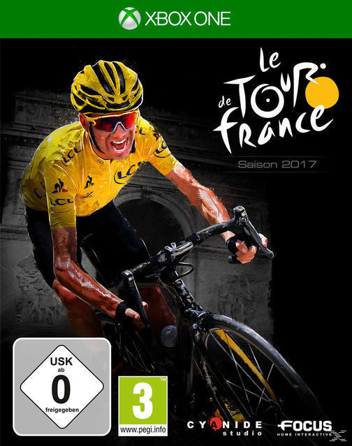 Tour de France 2017 (Xbox One) für 49,99 Euro