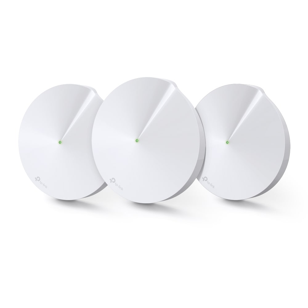 TP-LINK Deco M5 3pack Whole-Home Mesh Wi-Fi System für 279,99 Euro