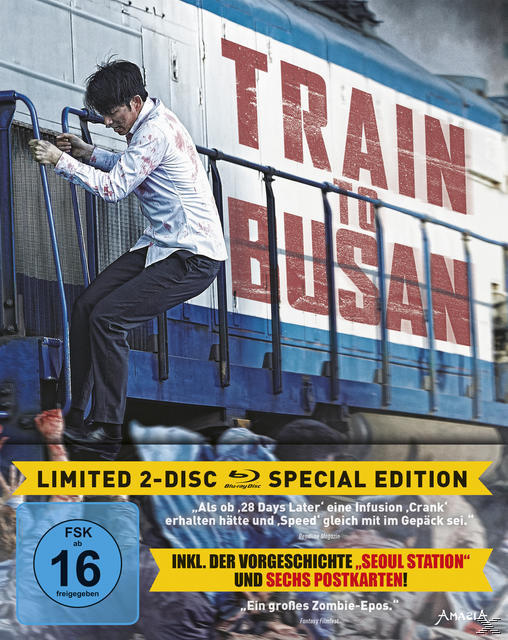 Train to Busan Limited Special Edition (BLU-RAY) für 26,99 Euro