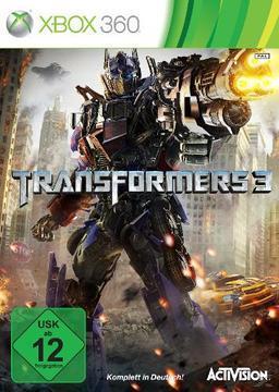 Transformers 3: Das Videospiel (XBox 360) für 39,99 Euro