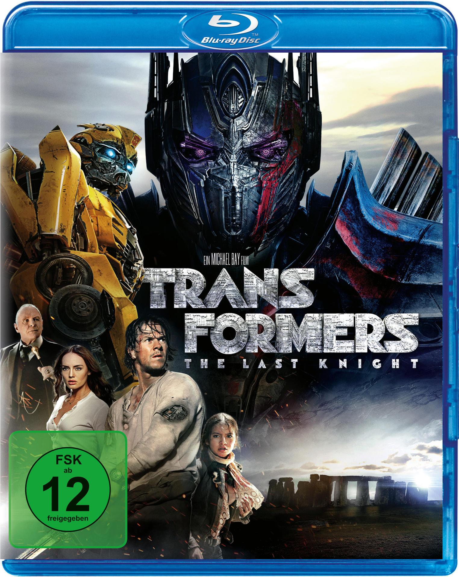 Transformers: The Last Knight - 2 Disc Bluray (BLU-RAY) für 11,99 Euro