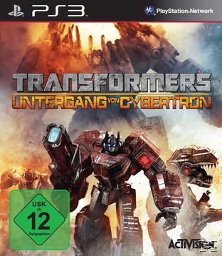 Transformers: Untergang von Cybertron (Playstation3) für 19,99 Euro