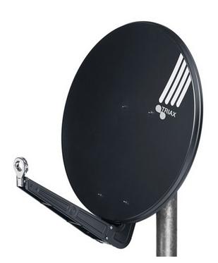 Triax Fesat 85 HQ 85cm Satellitenantenne 40mm Alu-Druckguss-Feedhalter für 119,99 Euro