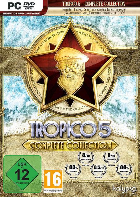 Tropico 5 Complete Collection (PC) für 29,00 Euro