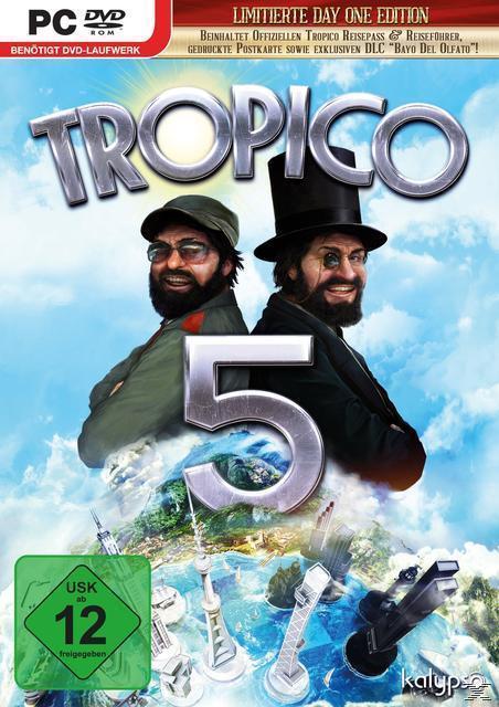 Tropico 5 Day One Edition (PC) für 39,99 Euro