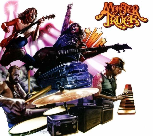 True Rockers (Monster Truck) für 14,99 Euro
